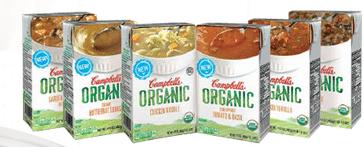 campbells organic soups