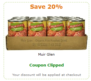 muir glen amazon coupon