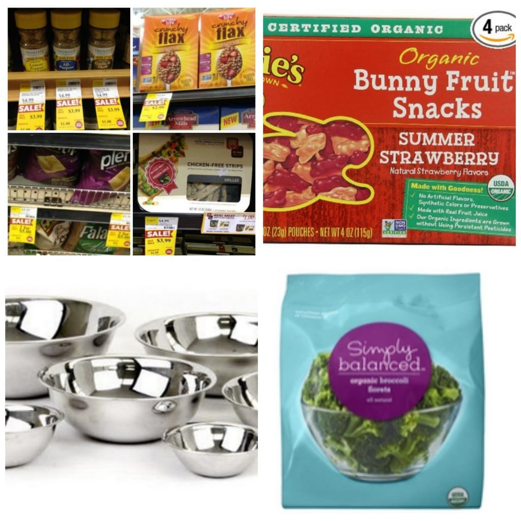 organic coupons and deals 123