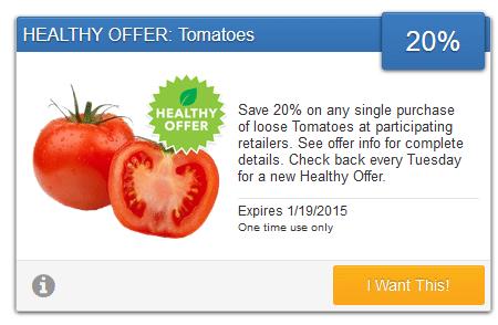 savingstar tomatos