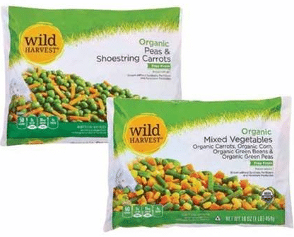 wild harvest frozen vegetables coupon