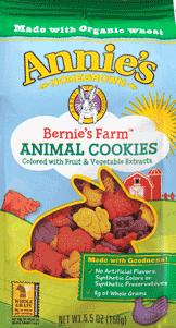 annies bernie animal cookies