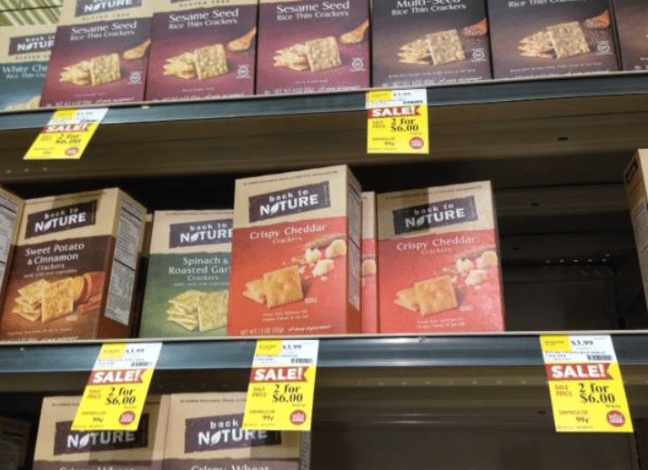 back to nature crackers whole foods