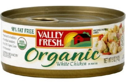 organic canned chicken coupon