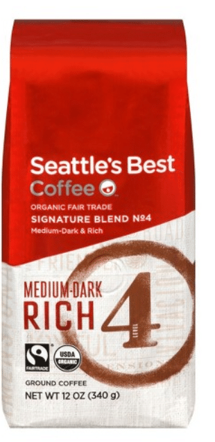 seattles best organic coffee coupons
