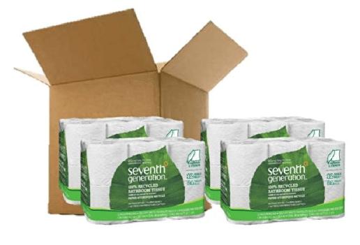 seventh generation toilet paper amazon