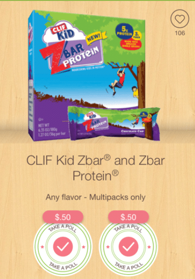 clifzbar coupon
