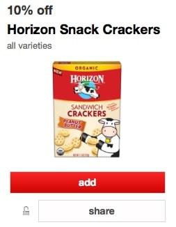 horizon target coupon