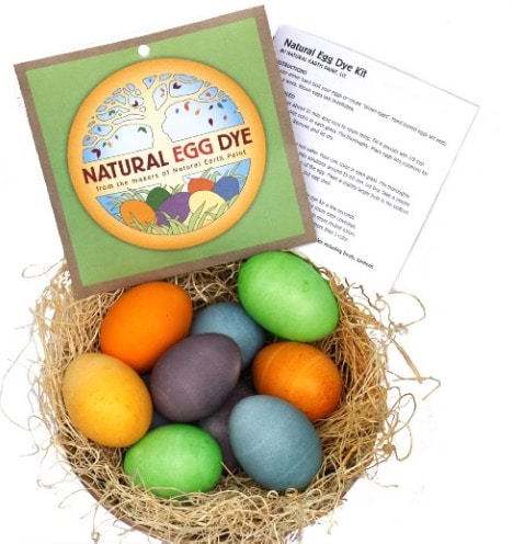 natural egg dye kit amazon