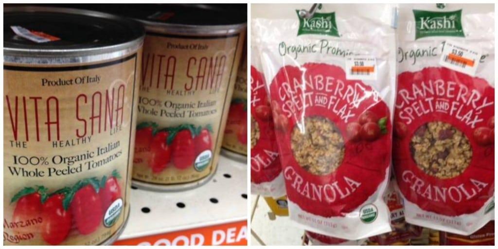 organic deals big lots
