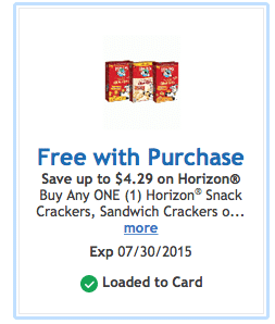 bogo horizon kroger coupon