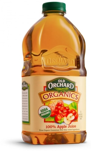 old orchard organic juice
