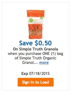 simple truth new organic coupons