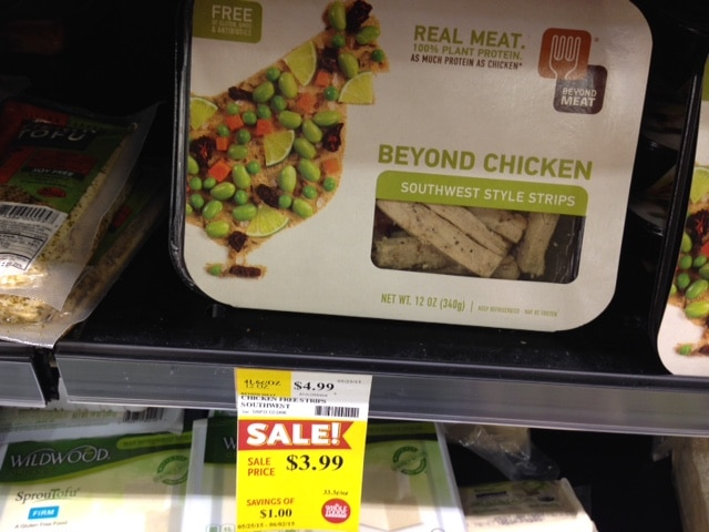 whole foods beyond meat