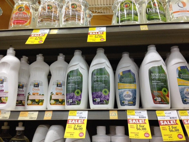 whole foods seventh generation dish soap