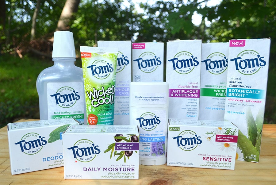 Two New Tom's of Maine Printable Coupons - All Natural Savings