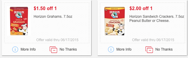 meijer horizon coupons