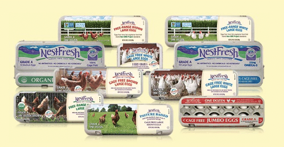 nestfresh organic eggs coupon