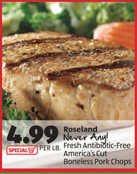 natural pork aldi