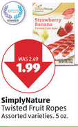 simply nature deals