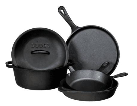 amazon cast iron deals