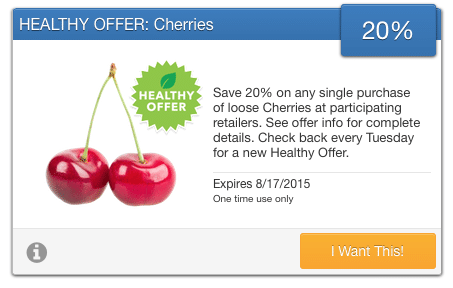 cherries savingstar