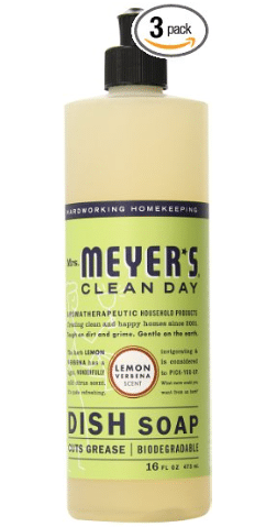 mrs. meyer's dish soap amazon