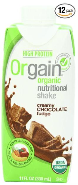 orgain organic shake amazon