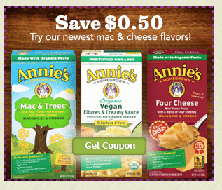 annie's vegan mac and cheese coupon