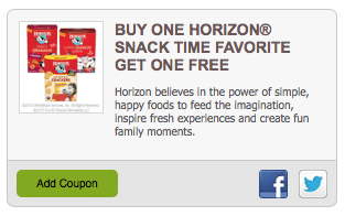 bogo horizon coupon