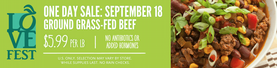grass fed beef sale whole oofds