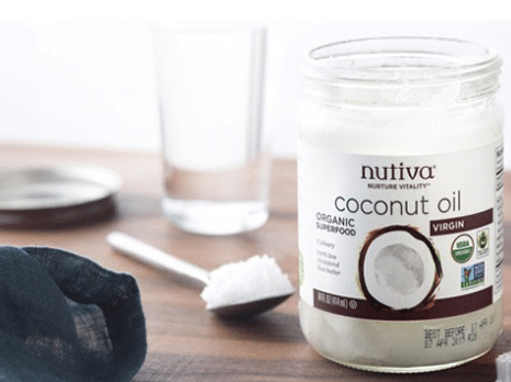 thrive free coconut oil