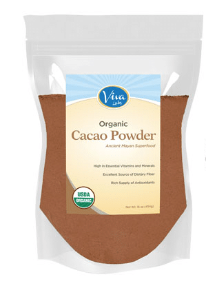 viva labs cacao powder