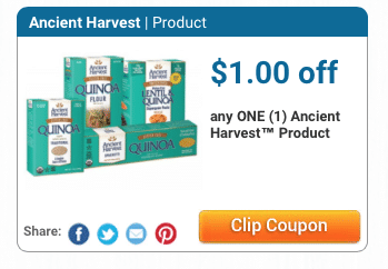 ancient harvest coupon