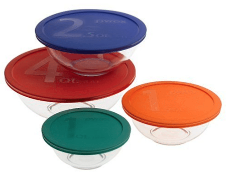 pyrex 8 pc set