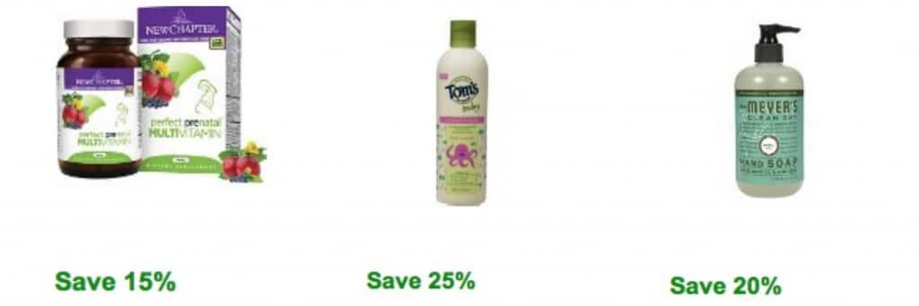 amazon organic coupon