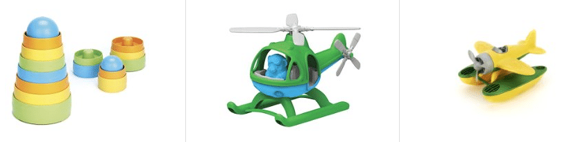 green toys amazon deals