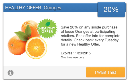 orange coupon