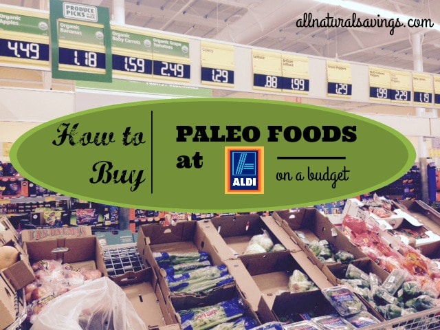 paleo foods at aldi