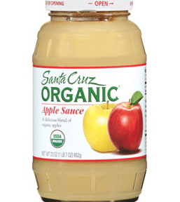 santa cruz applesauce