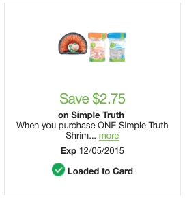 simple truth shrimp coupon