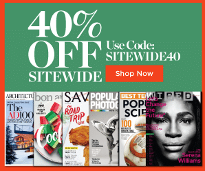 magazine coupon code