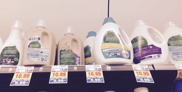 seventh generation cleaning kroger