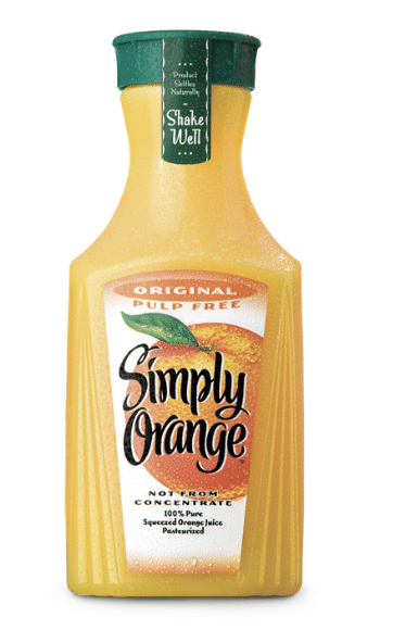 simply orange coupon target deal