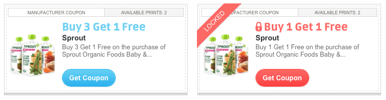 sprout organic coupons
