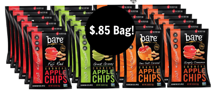 bare apple chips amazon deal