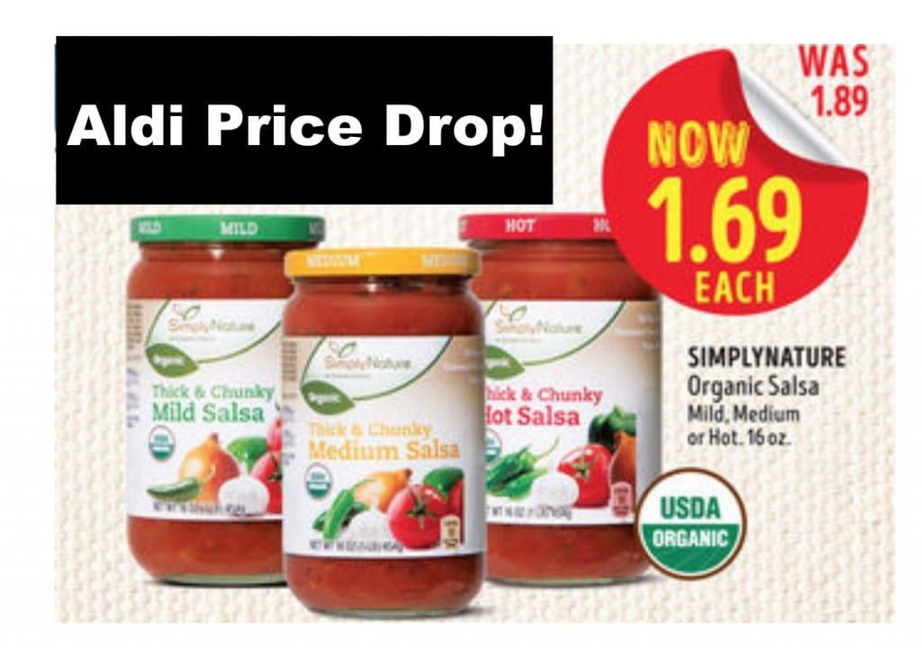 aldi organic salsa