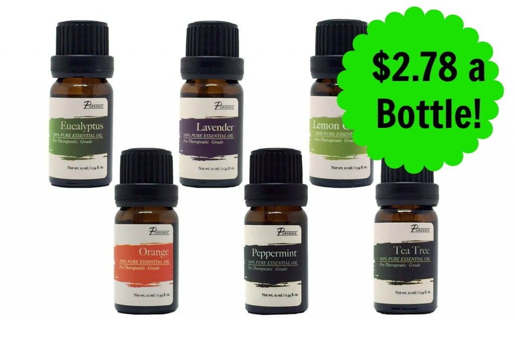essential oil amazon