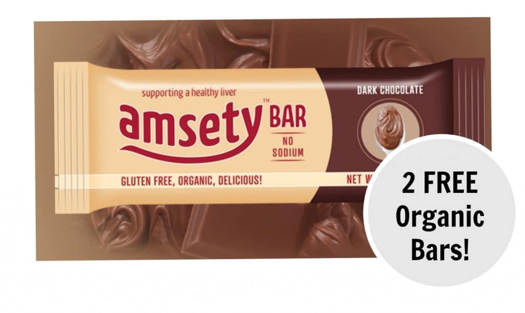 free organic snack bars