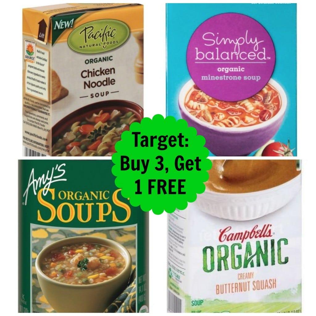 organic soup target sale